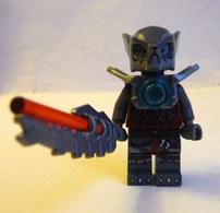 FIGURINE LEGO LEGEND OF CHIMA WAKZ Loc008 2013 - Figures