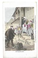 PHOTOGRAPHE APPAREIL PHOTO SUR PIEDS PUBLICITE CHOCOLAT VINAY CPA 2 SCANS - Photographs