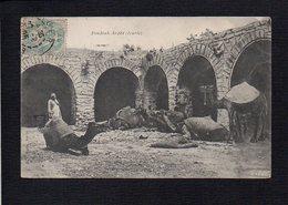 Algérie / Fondouk Arabe ( Ecurie à Chameau  ) - Algérie