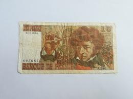FRANCIA 10 FRANCHI 1976 - 1962-1997 ''Francs''