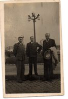FOTO KODAK INCONTRO BUENOS AIRES 1940 - VG SCRITTA FP - C354 - Fotografia