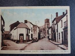 CPA VIEILLEVIGNE Rue Beau Soleil 44 Loire Inférieure Atlantique - Other Municipalities