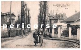 92  Garches  Parc Craon  Et Villas - Garches