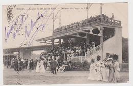 Tours, Courses De Juillet 1908, Tribunes Du Pesage - Tours