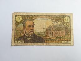 FRANCIA 5 FRANCHI 1969 - 1962-1997 ''Francs''