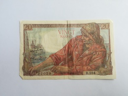 FRANCIA 20 FRANCHI 1948 - 1871-1952 Circulated During XXth
