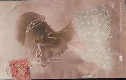 5430A  ENFANT    TIMBRE   1910    ECRITE - Cartes Humoristiques
