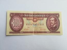UNGHERIA 100 FORINT 1984 - Ungheria