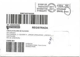 LSJP BRAZIL COVER FRANK VILA DOS REMÉDIOS - MEDICINES - OSASCO - 2012 - Brazil