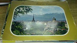 Cartolina:Torino Monte Cappuccini Panorama Viaggiata (a32) - Non Classificati