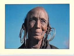 Afrique > NIGER - FATOU La Vieille Peulhe De BERMO (peuple Ethnie) (  Photo RAYMOND FAU  )*PRIX FIXE - Niger