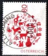 2016 - 3301 - ° -  Weihnachten , Stil. Christbaumkugel - 1945-.... 2. Republik