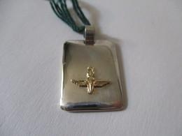 Medaglia Paracadutisti In Argento - Pendants