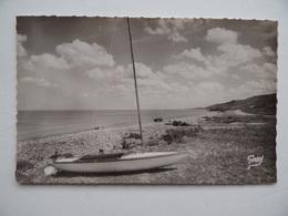 14 COLLEVILLE-sur-MER OMAHA-BEACH La Plage Voilier - France