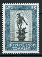 Danzica 1929 Unif.200a **/MNH VF - Dantzig