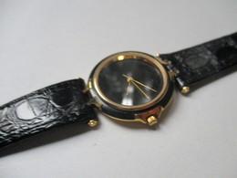 Orologio Al Quarzo Donna In Acciaio E Onice Nera - Watches: Modern