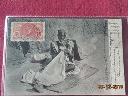 CPA - Soudan Français (1908) - Un Maître Tailleur - Sudan