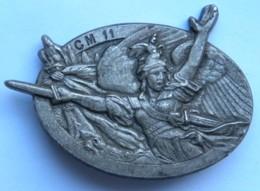 Insigne Militaire - Centre Mobilisation CM 11 - 77 Melun - Drago - Ohne Zuordnung
