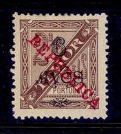 ! ! Timor - 1915 King Carlos 6a (Perf. 12 1/2) - Af. 180 - MH - Timor