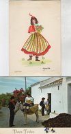 VP13.545 - Portugal - Noblesse - Autographe X 3 De Mme Maria Fernanda De MELLO DO REGO - Autographs