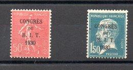 FRANCE  N°264/5 - France