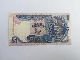 MALESIA 1 RINGGIT 1989 - Malaysie