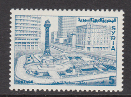 2004 Syria Martyr's Square Set Of 1 MNH - Syria