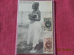 """CPA - Soudan - Femme """"Foulbé"""" De La Région Du Dhebo - Soudan"""