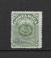 LOTE 1789  ///  (C010)  COSTA RICA 1892  YVERT Nº: 34 - Costa Rica