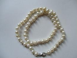 Collana Perle Naturali - Collane/Catenine