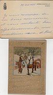VP13.546 - MADRID 1967 - Noblesse - Autographe X 2 De Mme La Marquise De VILLATORCAS - Autographs