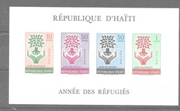 Hoja Bloque De Haití Nº Yvert HB-13 ** - Haití