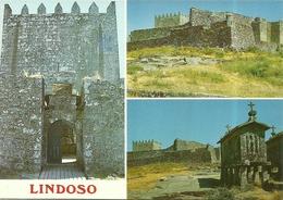 518.-   PONTE   DA  BARCA  ASPECTOS  DO  CASTELO   DE  LINHOSO - Porto