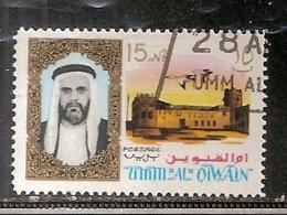 UMM AL QIWAIN    OBLITERE - Umm Al-Qiwain