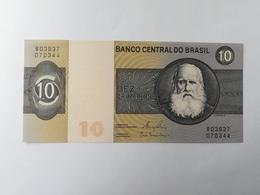 BRASILE 10 CRUZEIROS 1980 - Brésil