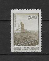LOTE 1789  ///  (C030)  Chine 1954 Y&T 1000 Neuf - Filature De Lin à Harbin - 1949 - ... République Populaire