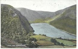 UPPER LAKE - GLENDALOUGH - WITH GOOD ARKLOW POSTMARK 1926 - Wicklow