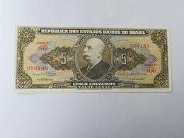 BRASILE 15 CRUZEIROS 1964 - Brésil