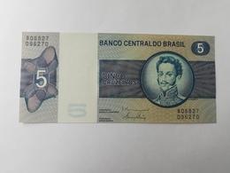 BRASILE 15 CRUZEIROS 1980 - Brasile