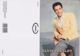 Elvis Presley Old Original Postcard In Near Mint Condition, Made In England Mega Rare 03 - Postcards
