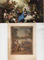 VP13.547 - MADRID 1967 - Noblesse - Autographe X 2 De Mme La Duchesse De ALGECIRAS - Autographs