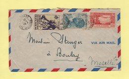 Cote D'Ivoire - Bouake - 12 Juin 1946 - Côte-d'Ivoire (1892-1944)