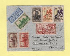 Cote D'Ivoire - Abidjan - 21 Fevrier 1949 - Côte-d'Ivoire (1892-1944)