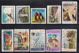Venezuela Stamps (22) - Venezuela