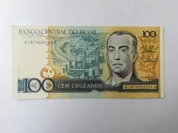BRASILE 100 CRUZEIROS 1987 - Brasile