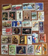 Malta Stamps (2) - Malta