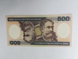 BRASILE 500 CRUZEIROS 1985 - Brasile