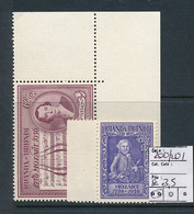 RUANDA URUNDI COB 200/201 MNH - 1948-61: Neufs