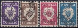 PORTUGAL 1938 Nº 588/91 USADO - Used Stamps