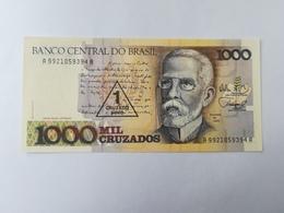 BRASILE 1000 CRUZADOS 1989 - Brésil
